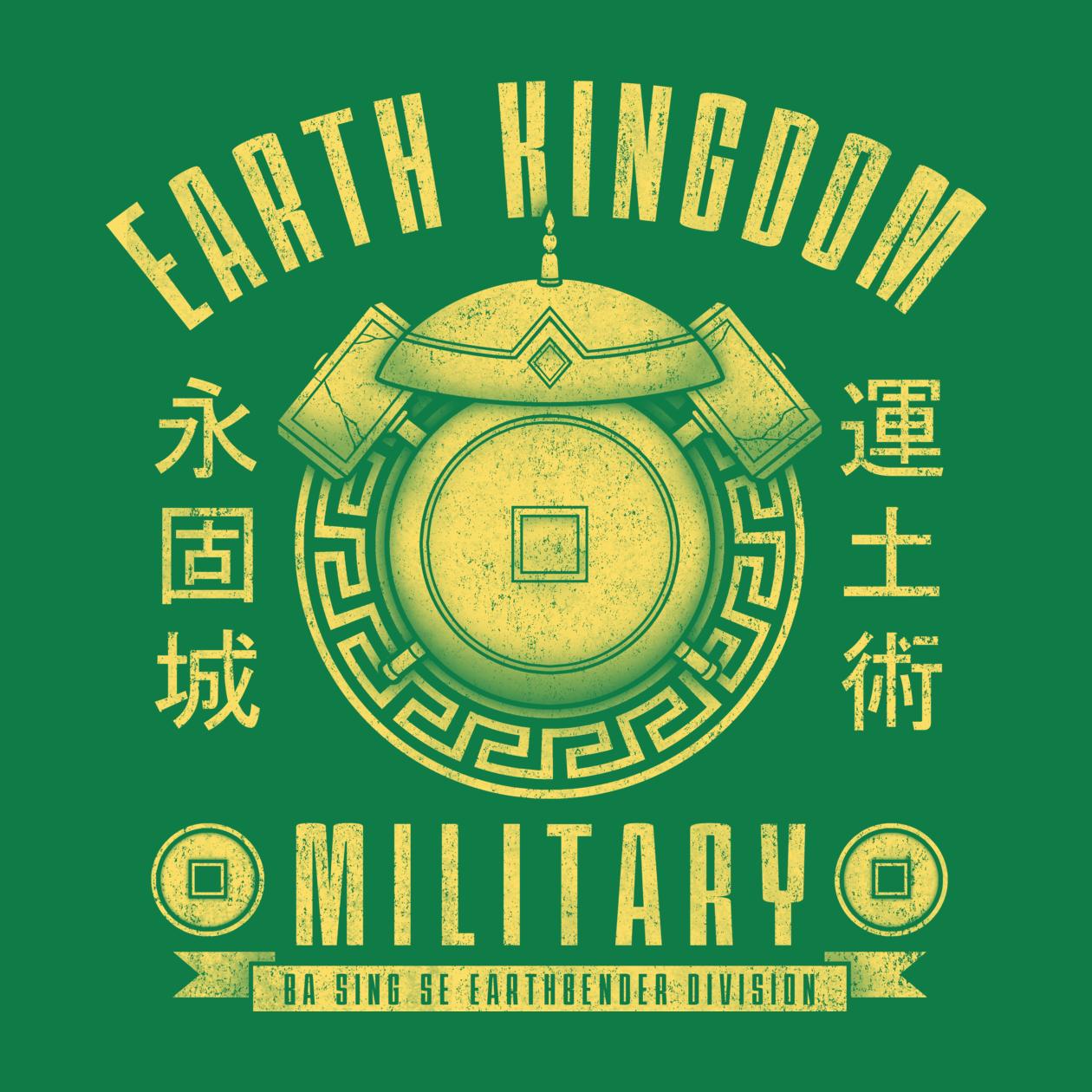 Kaos avatar earth kingdom distro animoz kaos avatar earth kingdom buycottarizona