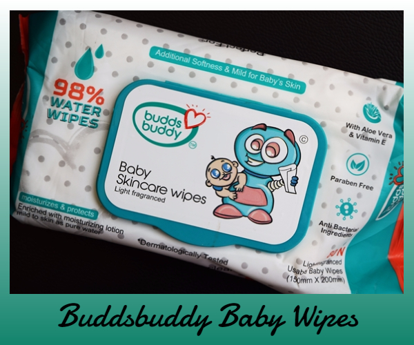 Buddsbuddy Baby Wipes