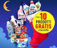 """Casa Henkel """" Speciale Befana"""" : fino a 10 prodotti GRATIS e spedizione gratuita"""