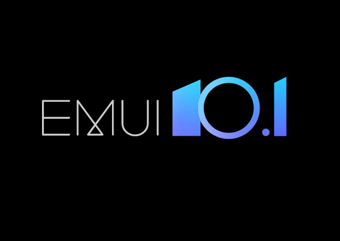 EMUI 10.1 update based on Android 10