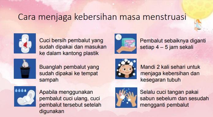 Menstrual Hygiene Day, Pentingnya Edukasi Sejak Dini