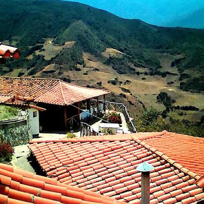 Ruta Pueblos  Nevados  Mérida  Venezuela.