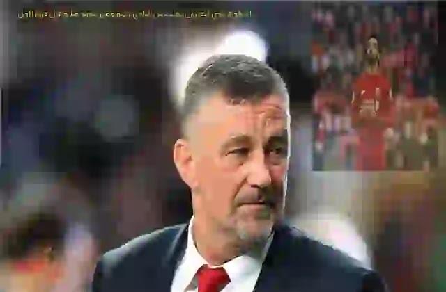 أسطورة نادي ليفربول يطلب من النادي حسم مصير محمد صلاح قبل فواة الاوان