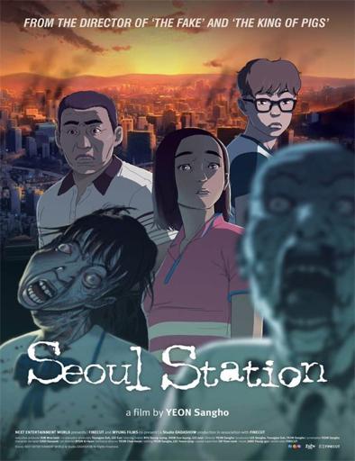 Ver Seoul Station (2016) Online