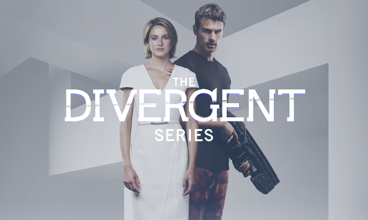 The Divergent Series Books Movies