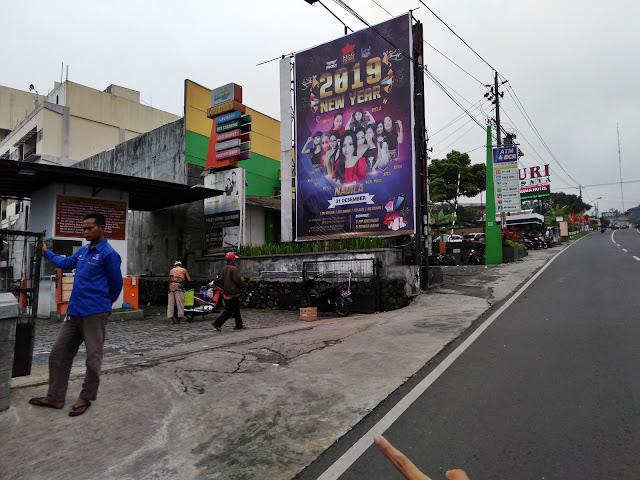 Pancuran Pitu Baturraden Purwokerto