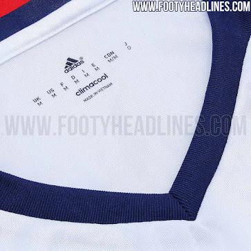 Primeras fotos de la camiseta de Colombia para la Copa