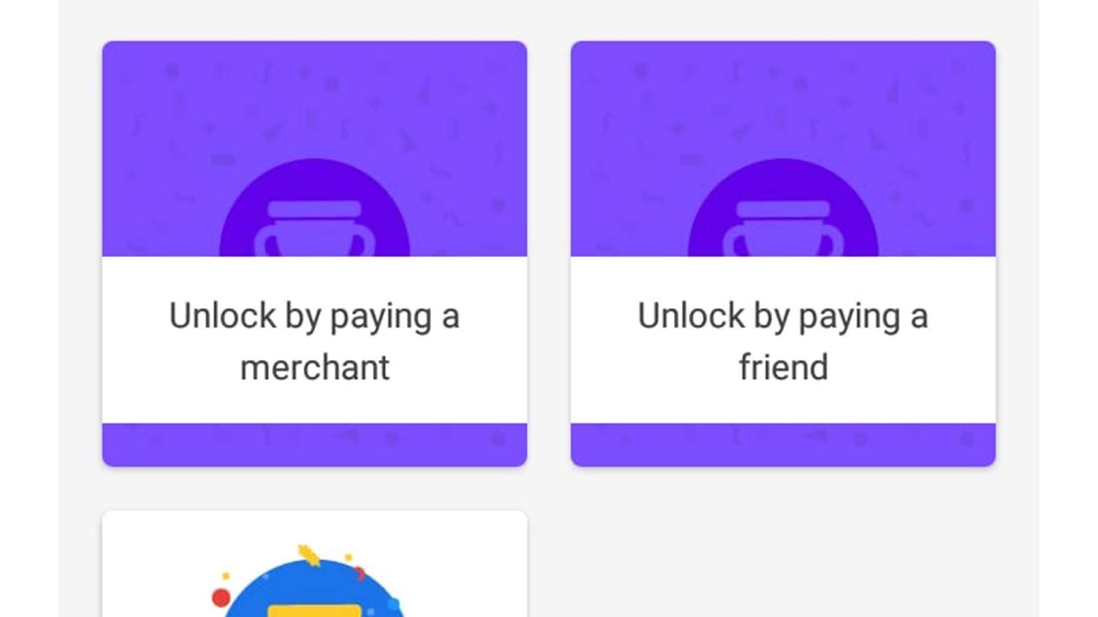 google pay scratch card