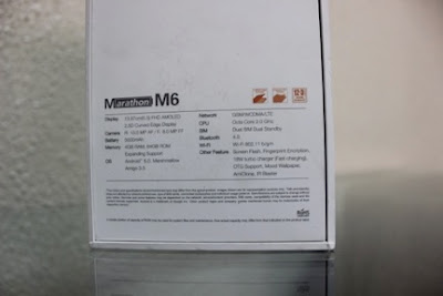 gionee m6 specifications