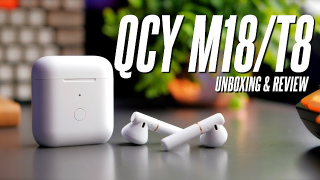 QCY M18/T8 Review