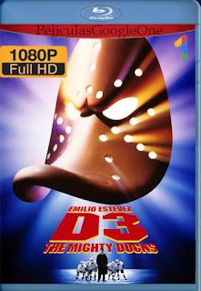 Los Campeones 3 (D3: The Mighty Ducks) (1996) [1080p BRrip] [Latino-Inglés] [LaPipiotaHD]