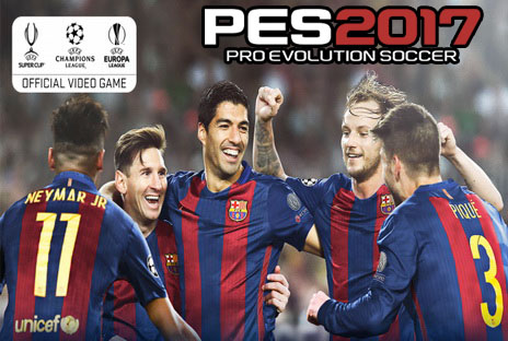 Pro Evolution Soccer 2017 PC Game – Repack Black Box