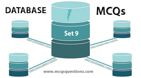 Database MCQs With Answers Set 9