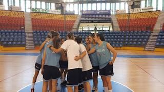Διεθνές τουρνουά παγκορασίδων Φιλίας 2019 στο Ούντινε-  Ελλάδα Ισπανία (19.30) -Live streaming