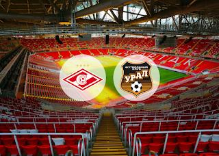 Урал - Спартак смотреть онлайн бесплатно 24 ноября 2019 прямая трансляция в 14:00 МСК.