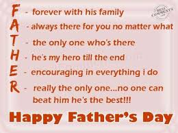 Happy fathers day quotes on images pictures
