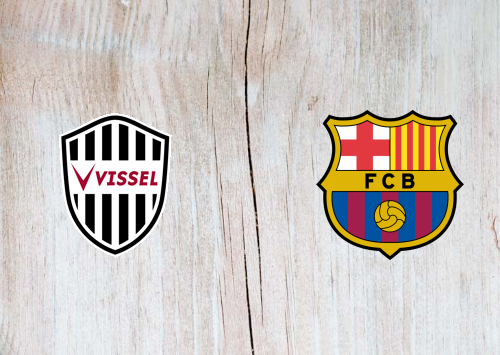 Vissel Kobe vs Barcelona Full Match & Highlights 27 July 2019