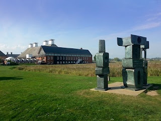 short suffolk breaks, snape maltings