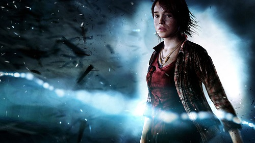 Beyond Two Souls Gameplay