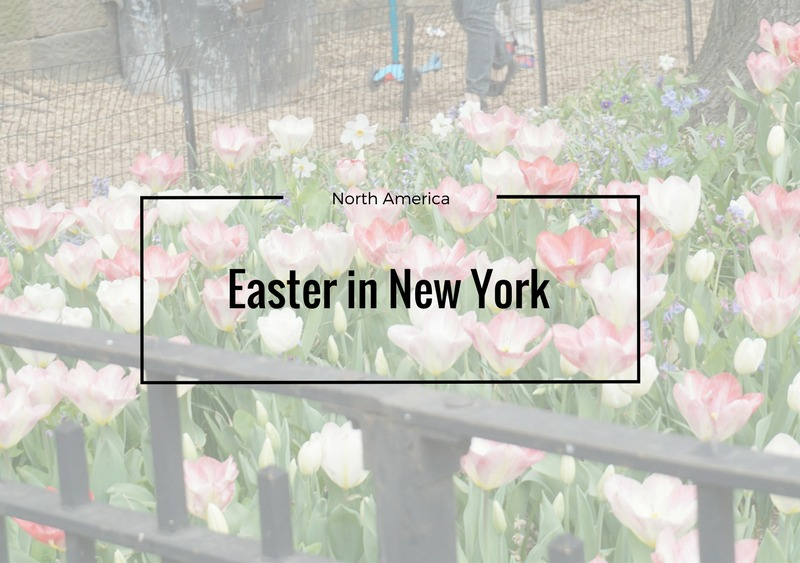 Whats on in Easter in NYC