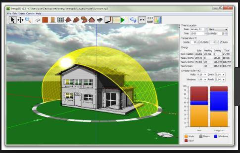 تحميل برنامج تصميم ثلاثى الابعاد 3d للمبتدئين Energy3d أحدث إصدار