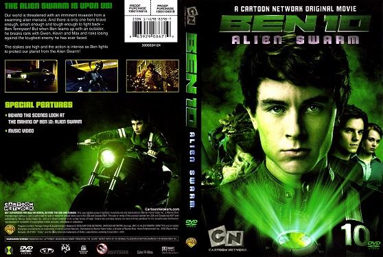 Ben 10 Alien Swarm Hindi Dual Audio Full Movie Download