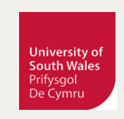 Registration New Students University of South Wales 2017-2018
