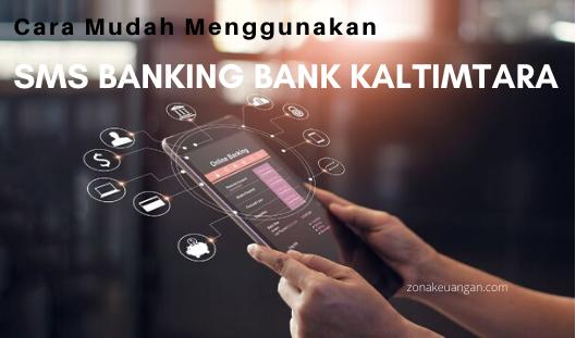 SMS Banking Bank Kaltimtara