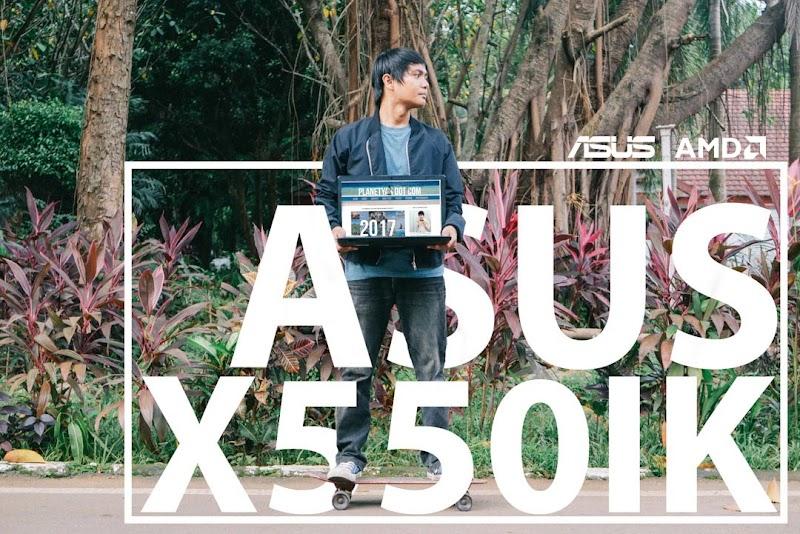 ASUS X550IK: Laptop Gaming untuk Semua