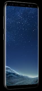 Samsung Galaxy S8 Akıllı Telefon Ekran Görünümü
