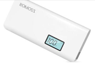 Romoss SENSE 4 battery Backup