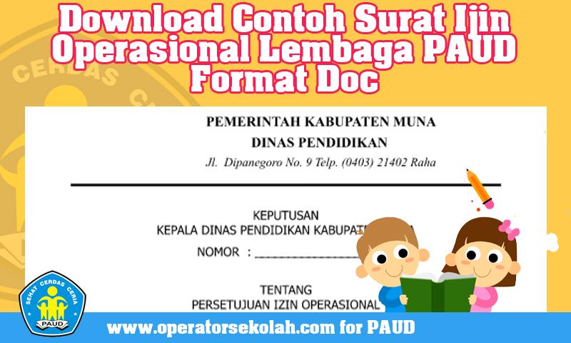Download Contoh Surat Ijin Operasional Lembaga PAUD.jpg