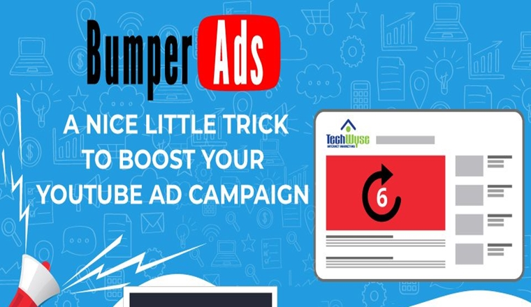 Bumper Ads: A Nice Little Trick To Boost Your YouTube Ad Campaign #Infographic