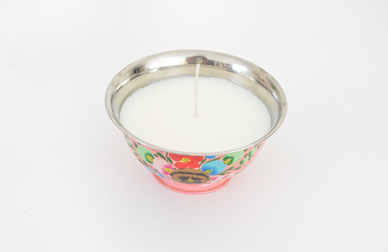 citronella insect repellent candle