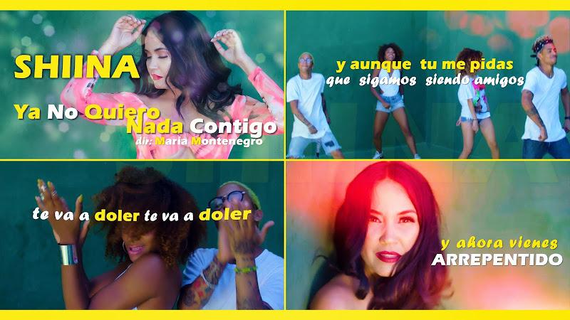 Shiina - ¨Ya no quiero nada contigo¨ - Videoclip - Directora: María Montenegro. Portal Del Vídeo Clip Cubano