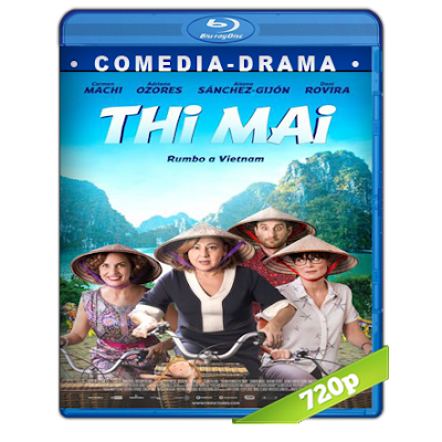Thi Mai, Rumbo A Vietnam (2017) BRRip 720p Audio Castellano 5.1