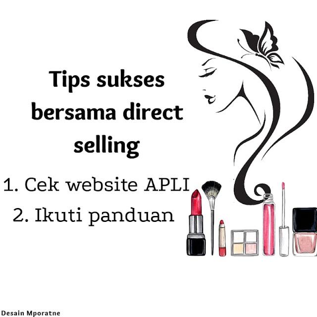 Sukses bersama direct selling