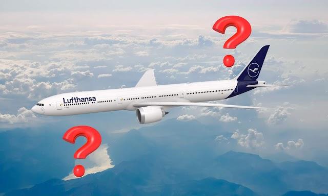 Onde nasceu a Lufthansa?