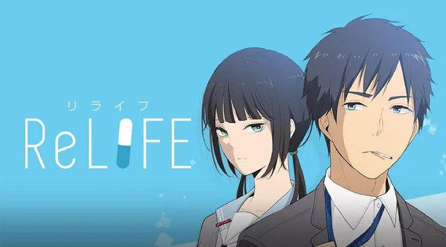Download ReLIFE BD Subtitle Indonesia