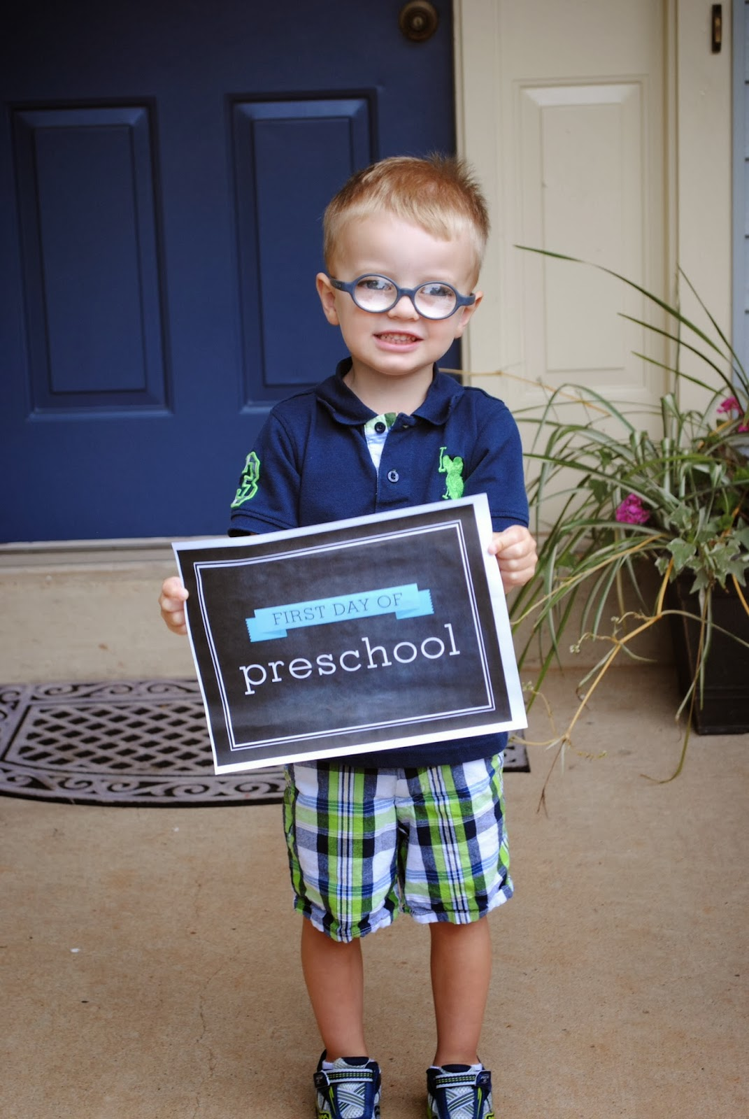 9eef5bf2f55b Jack started preschool two weeks ago. I cannot even start to express how  AMAZING it has been for him. He absolutely loves it, his teachers are  incredible, ...