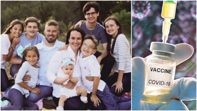 USA: 43 anni Padre di Famiglia Paralizzato dopo il vaccino J&J