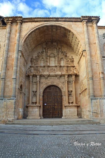 Iglesia de Santa María de Alarcón