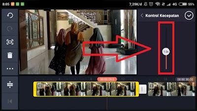 Cara Membuat Video Slow Motion Dengan Kinemaster