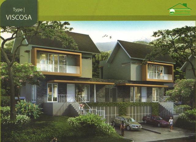 Rumah-Cluster-Viridis-Montis-Hilltop-Tipe-Viscosa-Sentul-City