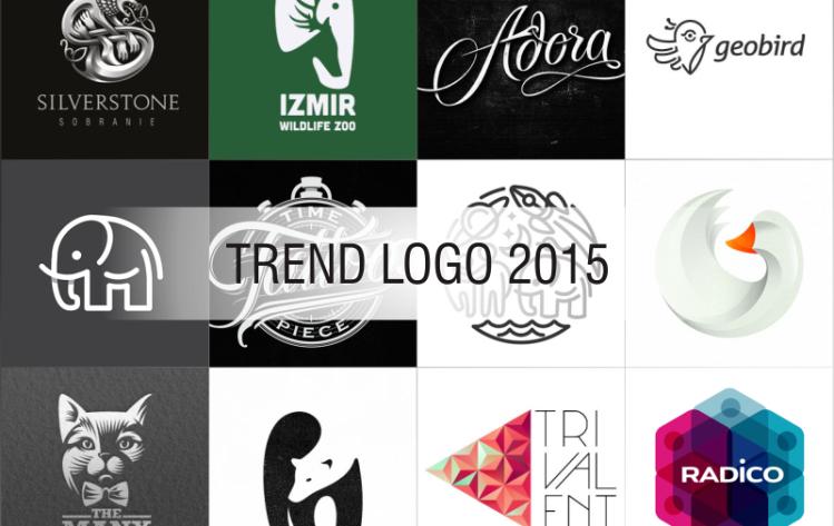 12 Trend Desain Logo di Tahun 2015