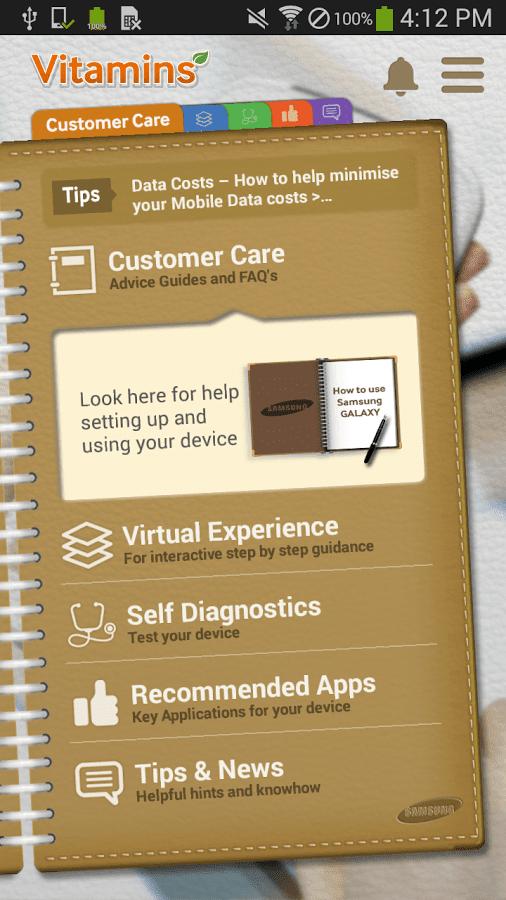 Samsung Galaxy Help APK - worldbusinesszone.com