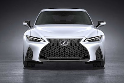 2021 Lexus IS 350 F Sport Review, Specs, Price