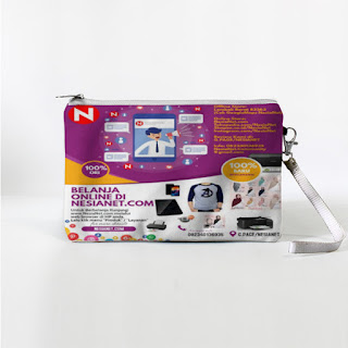 NesiaNet Official Merchandise