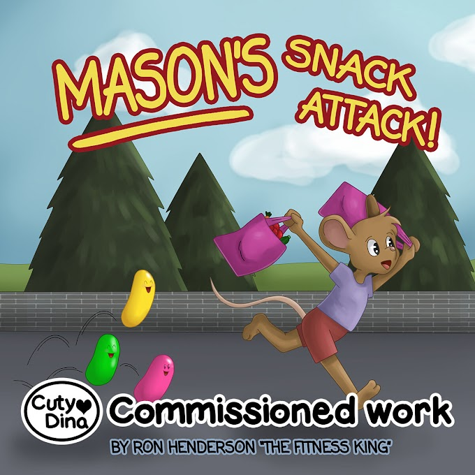 Mason's Snack attack