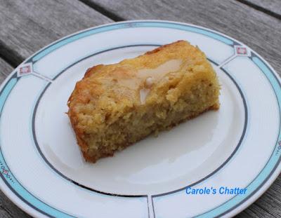 Carole's Chatter: Banana Loaf